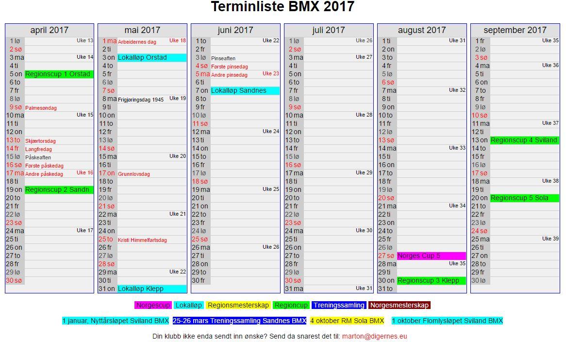 terminlistebmx201701